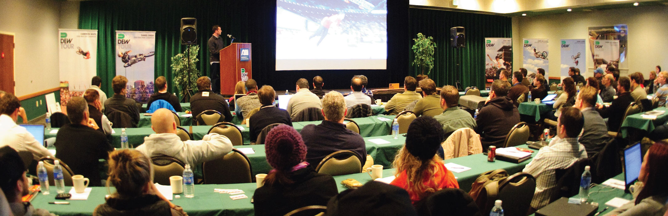 Conference at North Tahoe Event Center