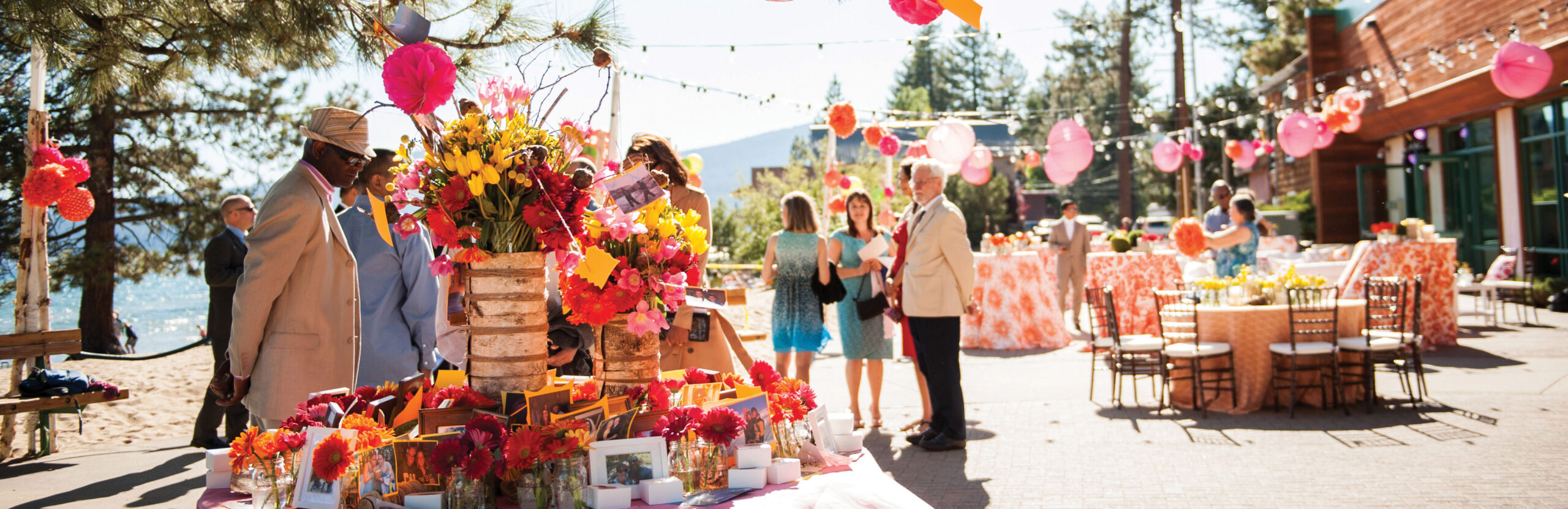 Weddings at North Tahoe Event Center